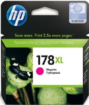 Картридж HP # 178 XL Magenta InkCrtg, CIS