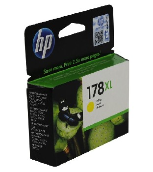 Картридж HP # 178 XL Yellow InkCrtg, CIS