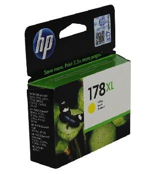 Картридж HP # 178 XL Yellow InkCrtg, CIS