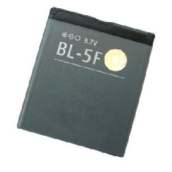 АКБ VECTOR для Nokia BL-5F E65/N95/6210Navigator/6290/6710Navigator/N78/N93i/N96 (900 mAh)