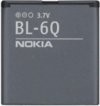 АКБ VECTOR для Nokia BL-6Q 6700C (700 mAh)