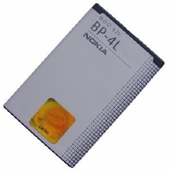АКБ VECTOR для Nokia BP-4L E55/E63/E71/6760Slide/E52/E61i/E72/E90/N810/N97 (1300 mAh)