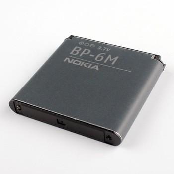 АКБ VECTOR для Nokia BP-6M 3250/N73/6151/6233/6234/6280/6288/9300/9300i/N77/N93 (950 mAh)