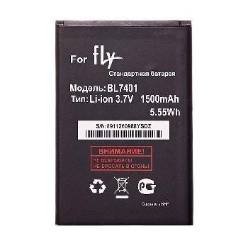 Аккумулятор (АКБ) для Fly BL7401, IQ238 Jazz original China, блистер