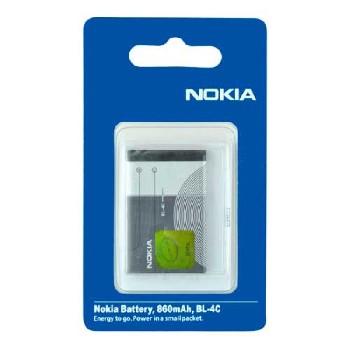 АКБ Nokia BL-4C Li860 EURO 2:2 (7270/6300/6260/6170/6131/6125)