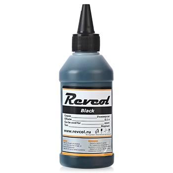 Чернила Revcol для epson, Black, Dye, 100 мл.