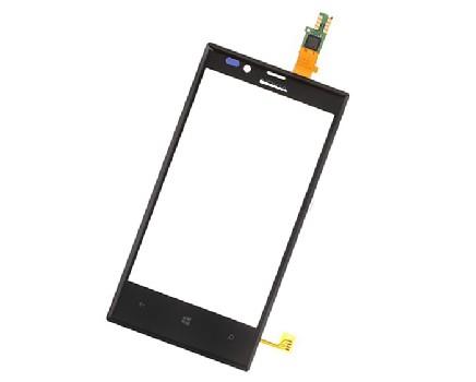 Тачскрин Nokia 720 черный