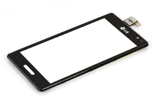 Тачскрин LG L9 Optimus (P760/P765) черный