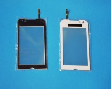Тачскрин Samsung S8000/S8003 белый
