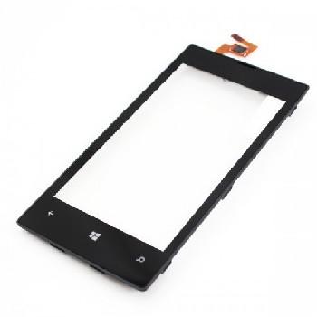 Тачскрин Nokia N520 copy black