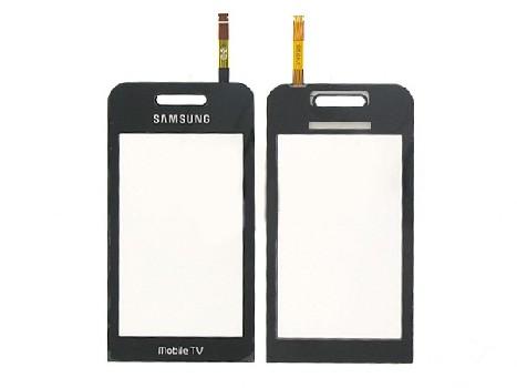 Тачскрин Samsung S5233 черный