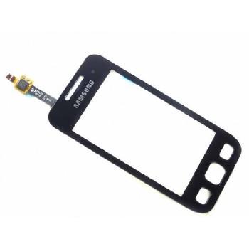 Тачскрин Samsung S5250/S5750 черный