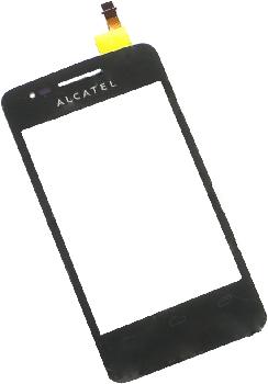 Тачскрин Alcatel OT4007D black