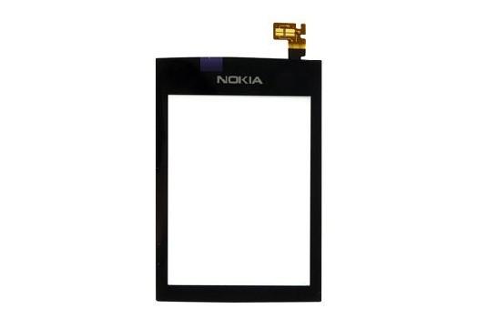 Тачскрин Nokia Asha 300 copy black