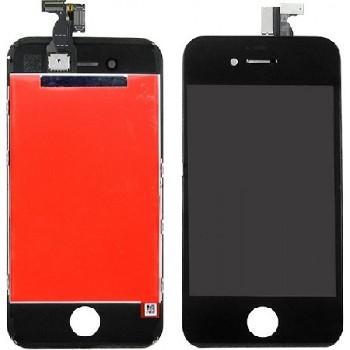Дисплей LCD iPhone 4 с тачскрином (черный) (AAA) 1-я категория