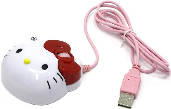 Мышь проводная CBR MF 500 Kitty USB