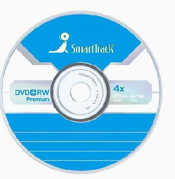 Диск DVD+RW Smart Buy 1шт