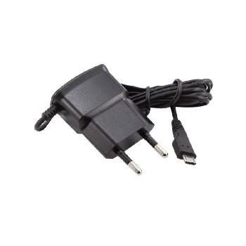 "СЗУ ""Galaxy Travel Charger"" Micro USB 5V 0.6A(черное/коробка)"