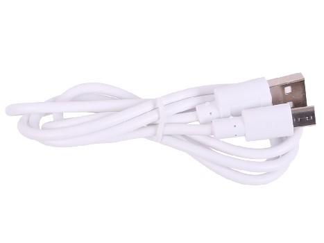 "USB кабель ""LP"" Micro USB (1 метр) (белый/европакет)"