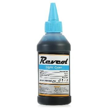 Чернила Revcol для epson, L.Cyan, Dye, 100 мл.