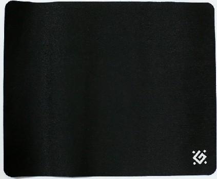 Коврик для мыши Defender Warhead ткань+резина (чёрный)