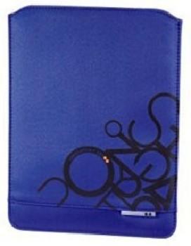 Чехол aha: Jumble для планшетного компьютера, до 10.1'' (25.6 см), полиэстер, синий, Hama