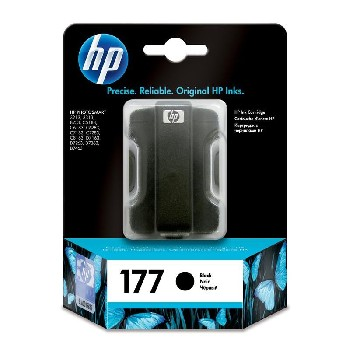 Картридж Hewlett-Packard 177 Black Inkjet Print Cartridge