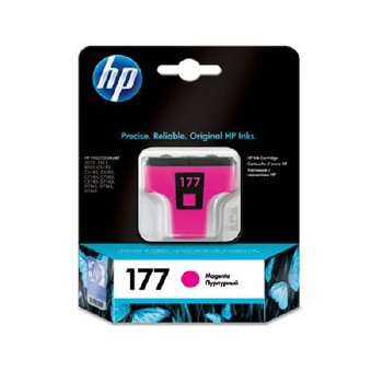 Картридж Hewlett-Packard 177 Magenta small ink cartidges