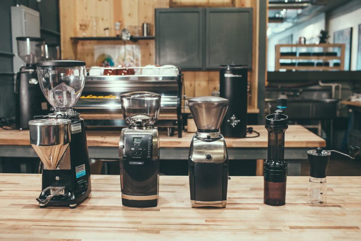 Ремонт кофемолок в Тольятти 1